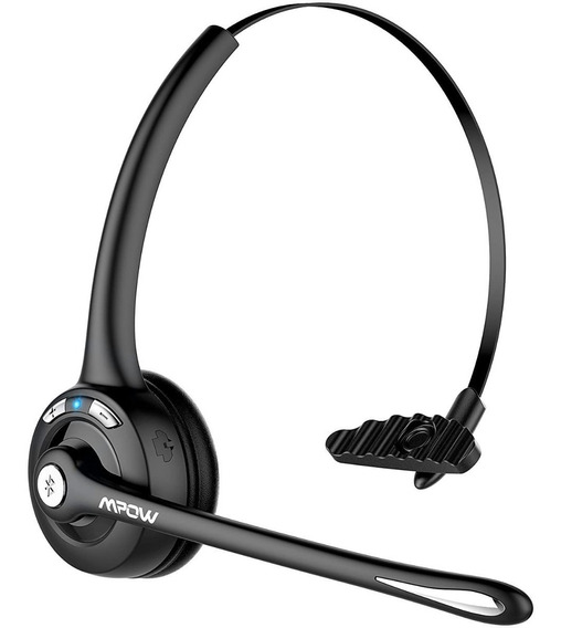 Fone De Ouvido Headset Bluetooth Home Office Microfone