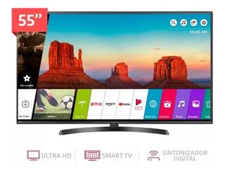 Televisor Lg 55 4k 55uk6350 Bluetooth