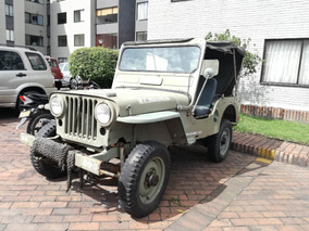 Willys 1952