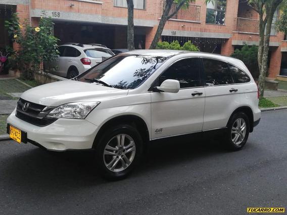 Honda Cr-v Lx At 2400 4x4