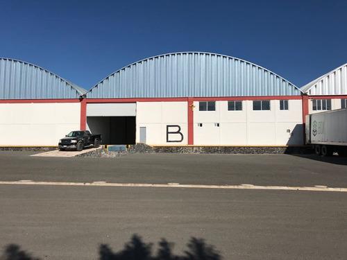 Imagen 1 de 4 de Vrt/ Nave En Renta En Micro-parque Industrial Ubicado En La Carretyera Querètaro-bernal,