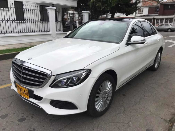 Mercedes-benz Clase C C 200 Exclusive