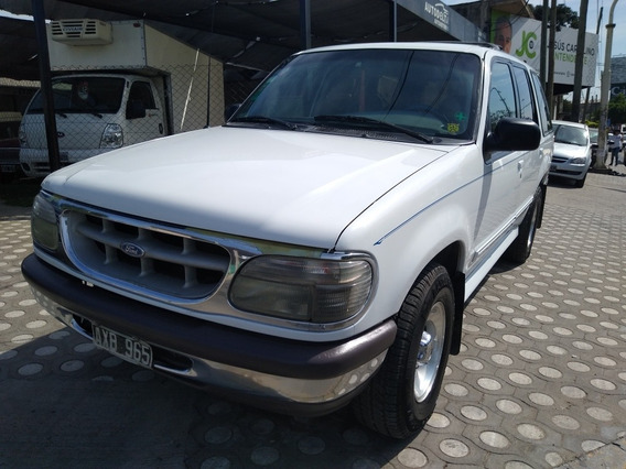 Ford Explorer 4.0 Xlt 4x4 Limited 1996