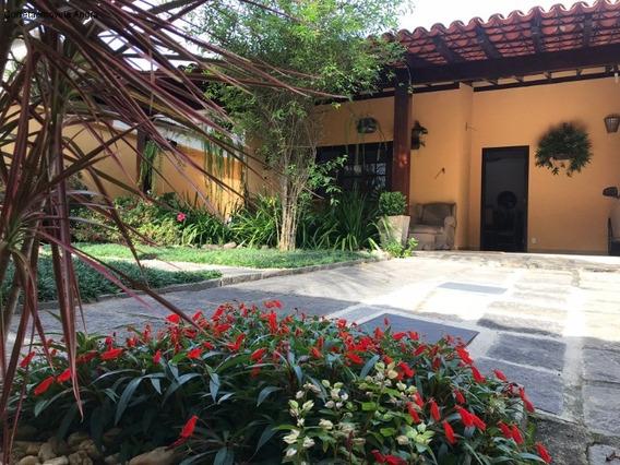 Excelente Casa Em Angra Dos Reis, No Parque Das Palmiras, Próximo A Pestalozzi, Escolas, Padaria, Mercado, Hospital, Praças, Restaurantes, Faculdade - Ca00056 - 33979360