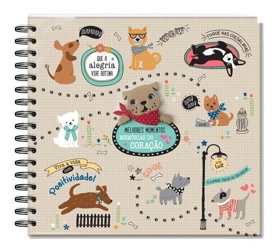 Álbum De Fotos Cachorro Amigo - Fina Ideia