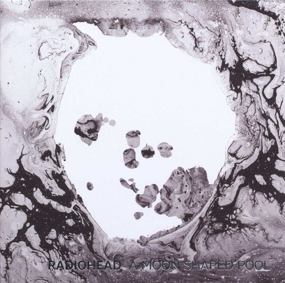 Radiohead - A Moon Shapped Pool 2 Vinilos Importados 180 Grs