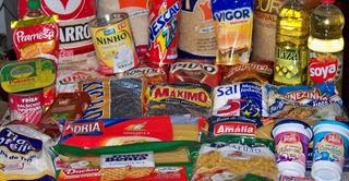 Cesta Básica 60 Itens 29kg Só De Alimentos