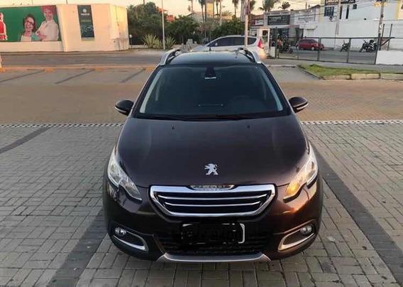Peugeot 2008 1.6 16v Griffe Flex 5p 2015