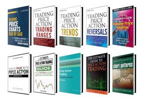 Livros Price Action Al Brook Português + 6 Bônus Promoção!