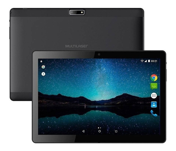 Tablet Multilaser M10a 3g 2gb Quad Core Android 7.0 Dual