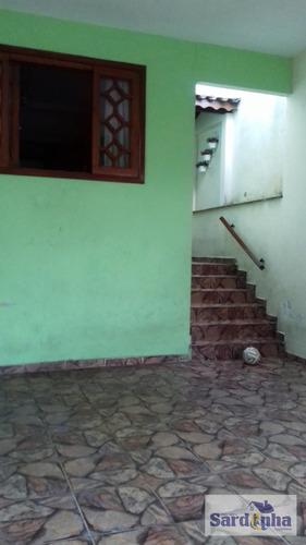 Sobrado À Venda - 180 M2 - Jd. Monte Alegre -taboão Da Serra - 1578