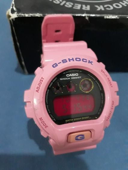Relógio G-shock Rosa