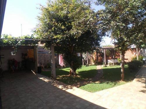 Vendo Casa - Parque Novo Mundo - Americana- Sp - Ca0562