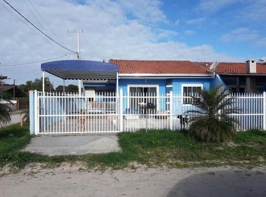 Venda Casa De Alvenaria Pontal Do Paraná Brasil - 2244r
