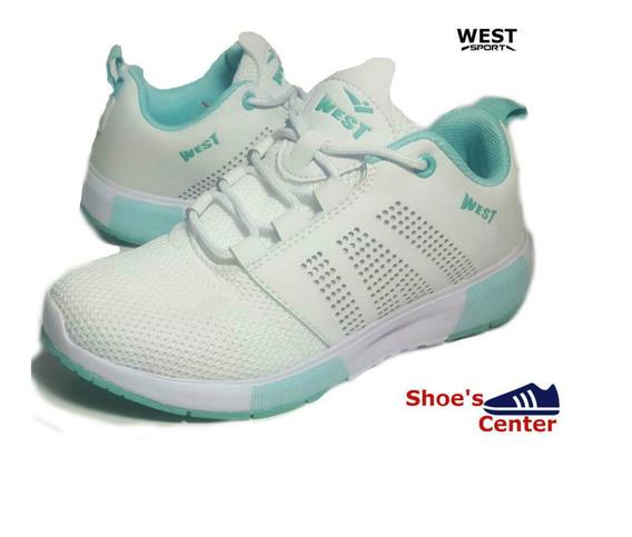 Zapatos Deportivos West Original Mujer Talla 35 Al 39