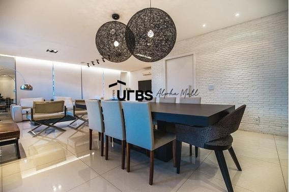 Apartamento Com 4 Quartos À Venda, 228 M² Por R$ 1.390.000 - Jardim Goiás - Goiânia/go - Ap2914