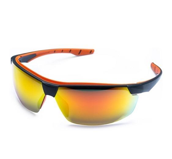 Óculos Esportivo Ultra Leve Ciclismo Corrida Aventura Neon