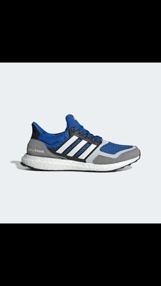 Tênis adidas Ultra Boost 19 Azul