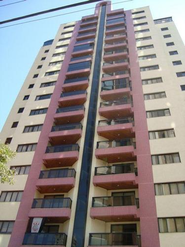 Imagem 1 de 20 de Apartamento Com 3 Dormitórios À Venda, 140 M² Por R$ 990.000,00 - Jardim Anália Franco - São Paulo/sp - Ap2407