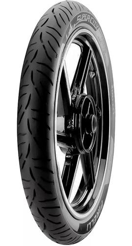 Cubierta Pirelli Super City 80 100 18 S/ Camara