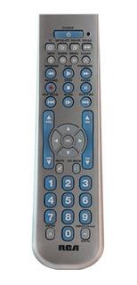 Control Remoto Universal 4 Funciones Rca Lrcr4383a Tv Dvd