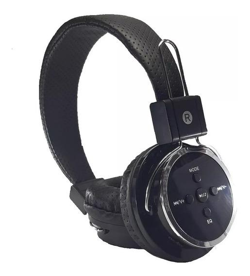 Fone Ouvido Sem Fio Bluetooth 4.1 Celular Micro Sd Fm P2 Fon