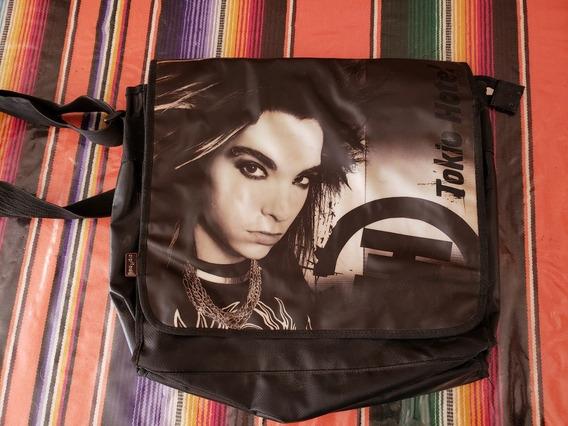 Morral Sublimado Tokio Hotel (importado De Alemania)