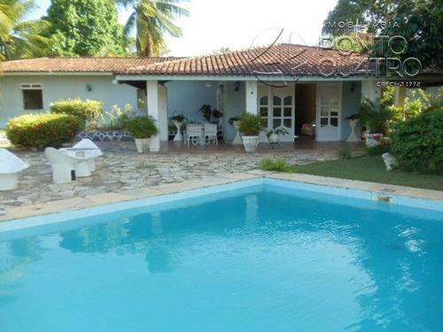Imagem 1 de 10 de Casa Em Condominio - Lauro De Freitas - Ref: 1619 - V-1619