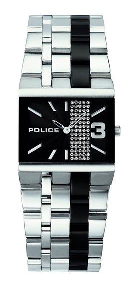 Relógio Police Glamour Square-x - 10501bs/02mc
