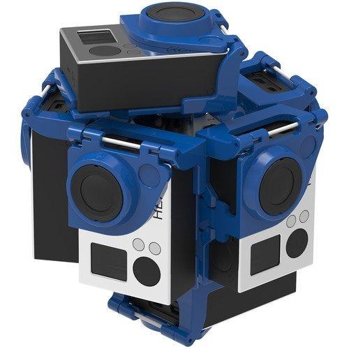 Videoportero 360rize 3 360 Para Cámaras De Acción Go-pro