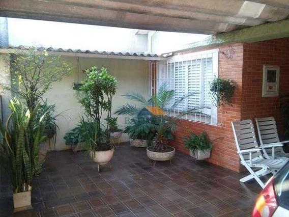 Casa Residencial À Venda, Vila Castelar, Limeira. - Ca0260