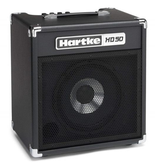 Hartke Hd50 Amplificador Para Bajo Dydrive 50w Combo 10