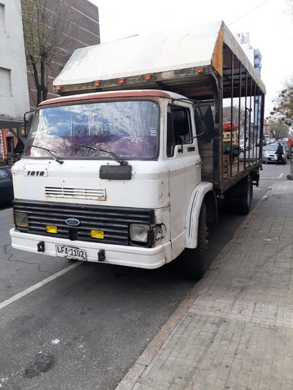 Ford 1010 Camion Ford 1010