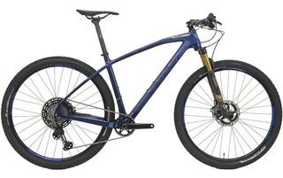 Bicicleta Caloi Elite Team 19/20 Fox/ Shimano Xtr 9100 12v