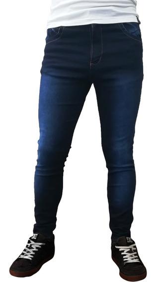 Jean Chupin Hombre 2018 Elastizado Pantalon