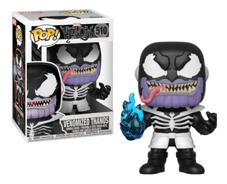 Funko Pop Marvel! Venomized Thanos Marvel 510! Original