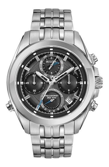 Relógio Bulova Precisionist Crono Wb31925w / 96b260