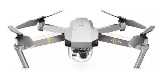 Drone Mavic Pro Platinum + Combo Fly More Novo