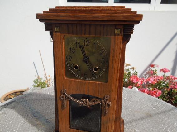 Reloj Aleman Antiguo Art Deco