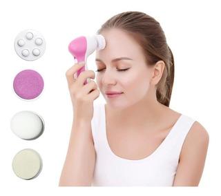 Cepillo Facial Electrico Spa Rostro 5 En 1