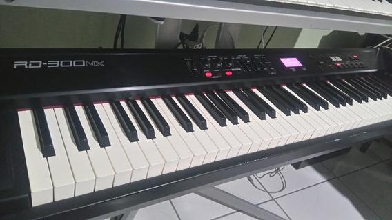 Teclado Rd 300 Nx Roland Estudo Troca