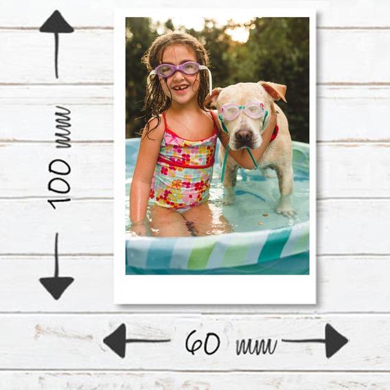 Imprimir Fotos Polaroid Mini Pack X 30 Fotos