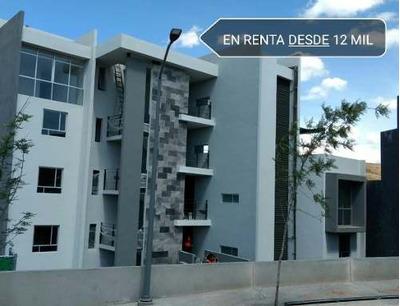 Departamento Amueblado En Renta En Chapultepec (deprtamentos Aura)