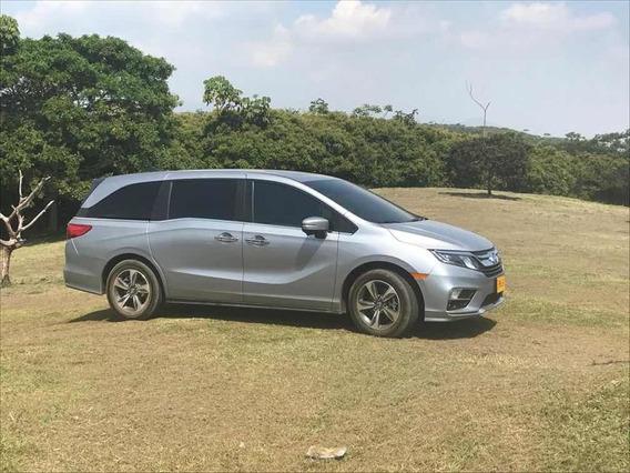 Honda Odyssey 5dr Ex-l Nr