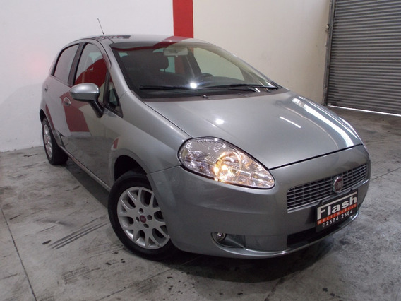 Fiat Punto Elx 1.4 Flex Completo, Air Bag, Abs + Rodas