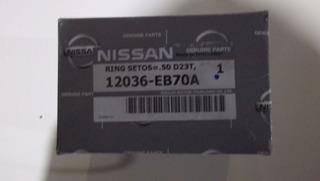 Aros De Piston Nissan New Frontier (d40), D22, Pathfinderr51