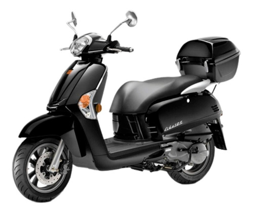 Like 125 $ 289.990 Disponible 18 Cuotas C/tarj Kymco Tuamoto