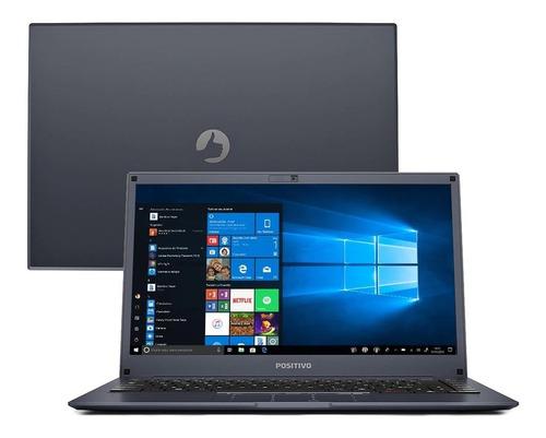 Notebook Positivo Motion Plus Q464b Tela 14 Ram 4gb 64gb