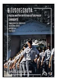 Apostila Maceteada Sargento Pm 2019 Polícia Militar Sp