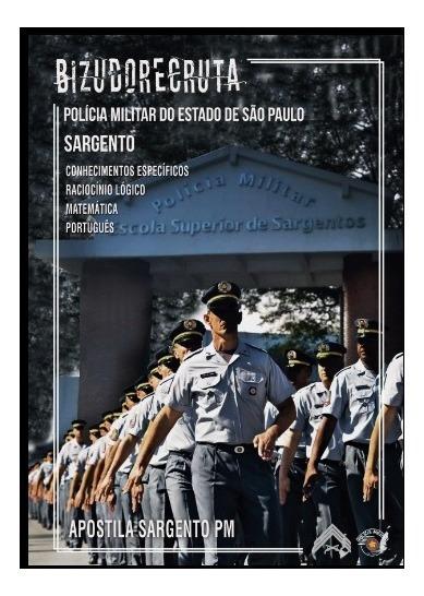 Apostila Maceteada Sargento Pm 2019/2020 Polícia Militar Sp